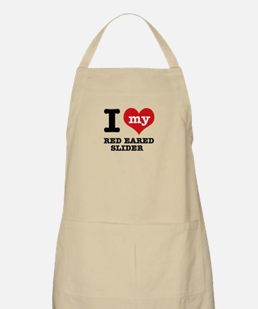 I love my Red Eared Slider Apron