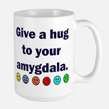 Amygdala Hug Large Mugs