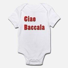 Ciao Baccala Infant Bodysuit