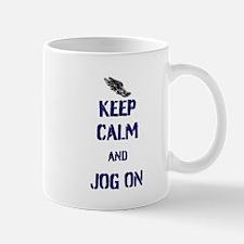 Jog On Mugs