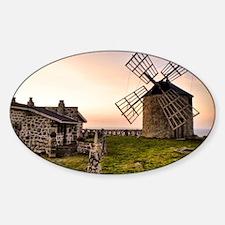 Windmills of Montedor Decal