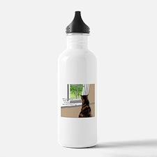 Indoor cat Water Bottle