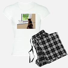 Indoor cat Pajamas