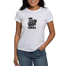 Shirt-dark-side-Black T-Shirt