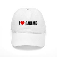 Oakland, California Baseball Cap