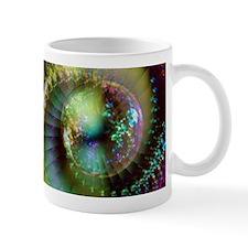 Bubble Planet Illusion Mug