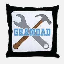 Grandad (tool design) Throw Pillow