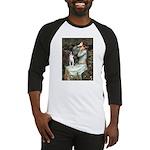 Ophelia & Boston Terrier Baseball Jersey