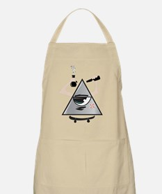 All Seeing Skter Apron