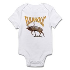 Elkaholic Infant Bodysuit