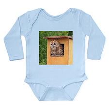 Brown Owl Body Suit
