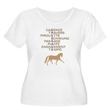 dressage speak T-Shirt