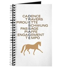 dressage speak Journal