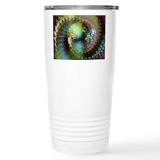 Bubble Planet Illusion Travel Mug