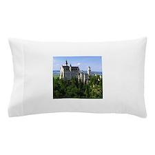 Neuschwanstein Castle Pillow Case