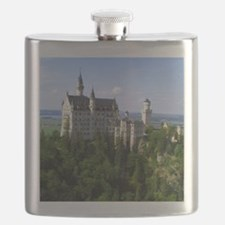 Neuschwanstein Castle Flask