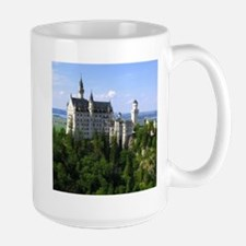 Neuschwanstein Castle Mugs