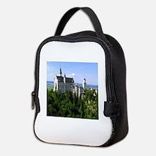 Neuschwanstein Castle Neoprene Lunch Bag