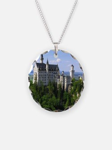 Neuschwanstein Castle Necklace