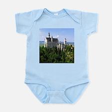 Neuschwanstein Castle Body Suit