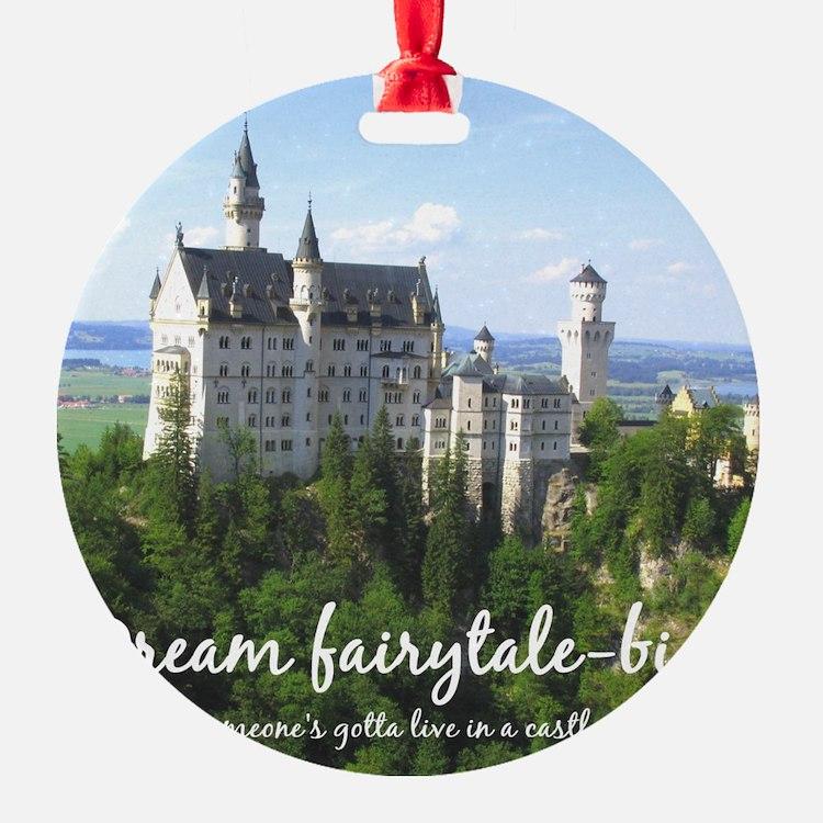 Dream Fairytale Big Ornament