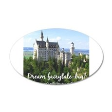 Dream Fairytale Big Wall Decal