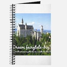 Dream Fairytale Big Journal