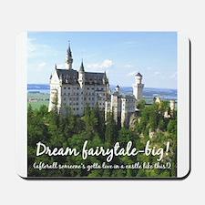 Dream Fairytale Big Mousepad