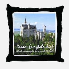 Dream Fairytale Big Throw Pillow