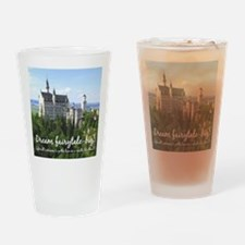 Dream Fairytale Big Drinking Glass