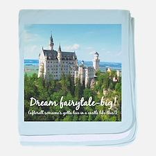 Dream Fairytale Big baby blanket