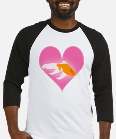 Goldfish Love Baseball Jersey