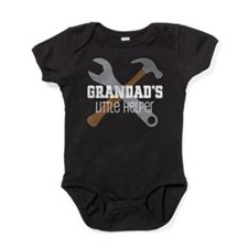 Grandad Little Helper Baby Bodysuit
