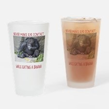 Small penis Drinking Glass