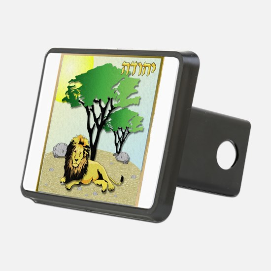 12 Tribes Israel Judah Hitch Cover
