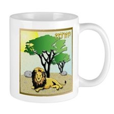 12 Tribes Israel Judah Mugs