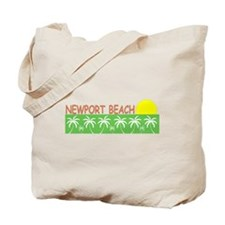 Newport Beach, California Tote Bag