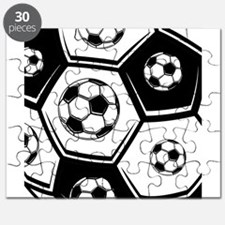 Love Soccer Puzzle