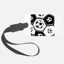 Love Soccer Luggage Tag