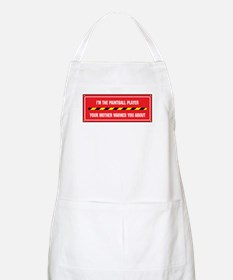I'm the Player BBQ Apron
