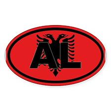 Albania Flag Decal