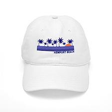 Newport Beach, California Baseball Cap