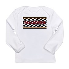 Talladega Alabama License Plate Long Sleeve T-Shir