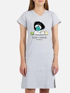 Have-i-Needs Havanese Women's Nightshirt