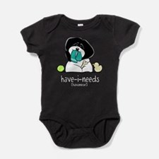 Have-i-Needs Havanese (W) Baby Bodysuit