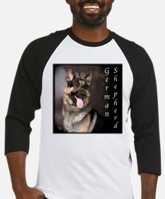 German Shepherd Dog, GSD Baseball Jersey