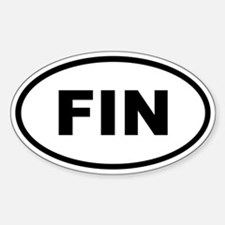 Finland FIN Decal