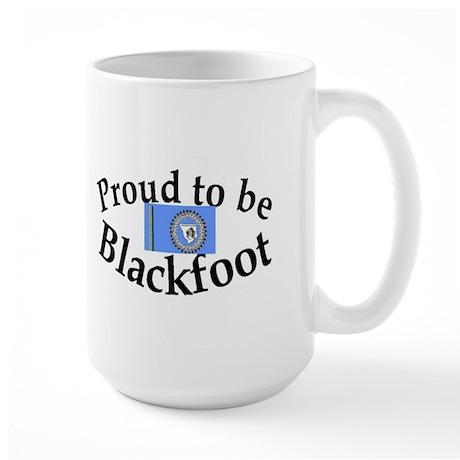 Blackfoot Large Mug