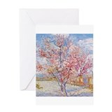 Spring flowers in art Greeting Cards