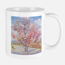 Van Gogh Peach Trees in Blossom Mugs